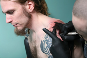 tattoo pain management
